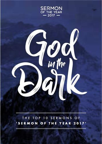 God in the Dark: Sermon of the Year