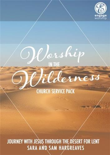 Worship in the Wilderness: Church Service Pack