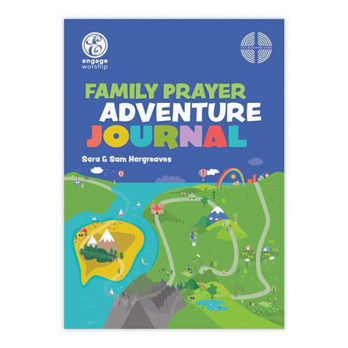 Family Prayer Adventure Journal