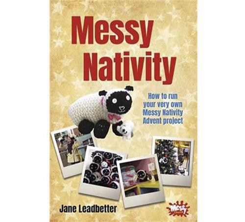 Messy Nativity: How to Book