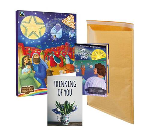 The Real Advent Calendar Distribution Pack- The Meaningful Chocolate Company