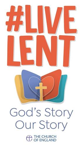 Live Lent: God's Story Our Story (PK of 10)