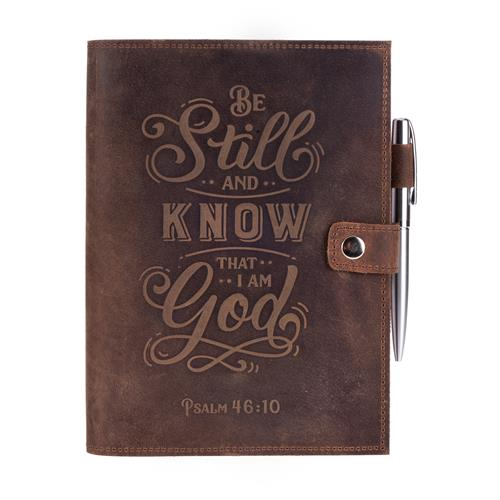 Be Still & Know that I am Good Journal