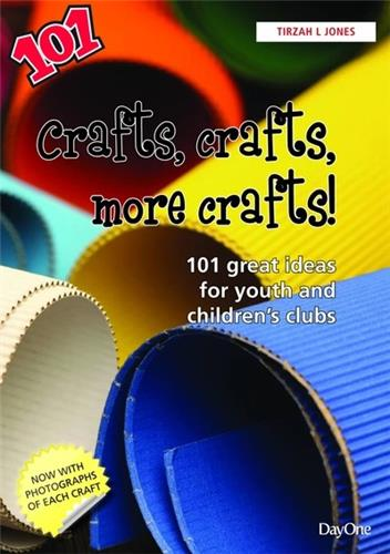 Crafts, Crafts, More Crafts - Book