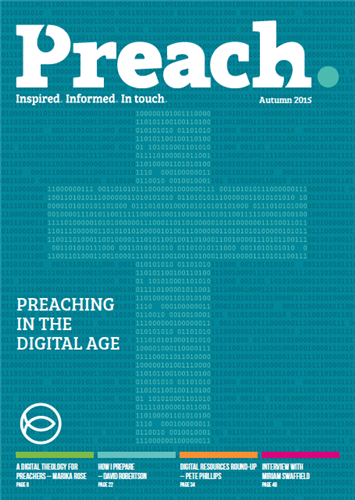 Issue 3: Preaching in the Digital Age