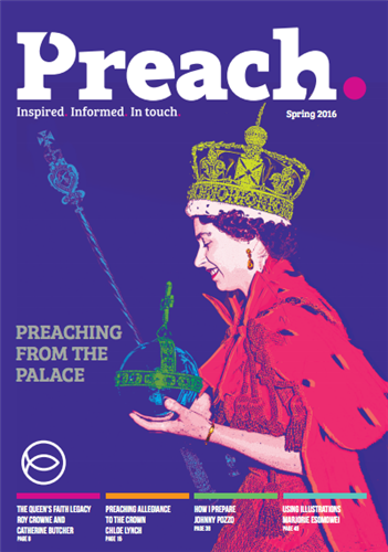 Issue 5: Preaching from the Palace