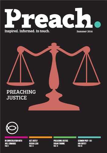 Issue 6: Preaching Justice