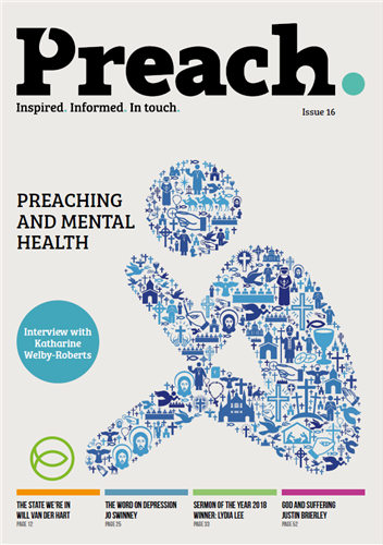 Issue 16: Preaching and Mental Health
