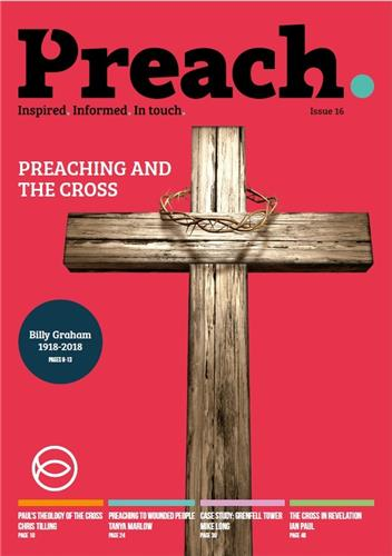 Issue 17: Preaching and the Cross