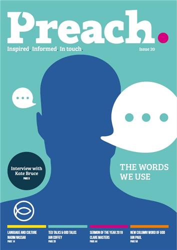 Issue 20: The Words We Use