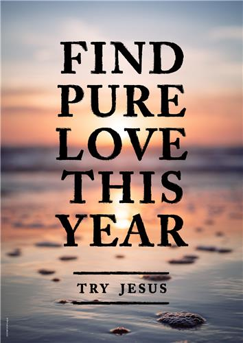 New Year - Christian Posters for Churches :: Christian Publishing ...