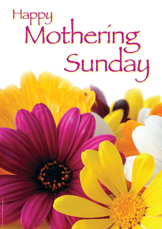Happy Mothering Sunday : Mothering Sunday Invitations - Invitation Card ::  Christian Publishing and Outreach (CPO)
