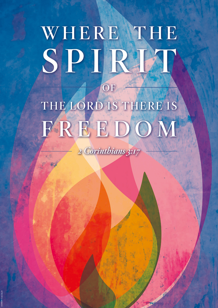 C5248MP : Spirit of Freedom Message Poster